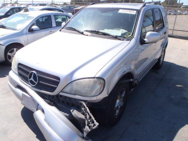 2001 mercedes benz ml430 safety 253 air bag 253 60099l for Mercedes benz 2001 ml320 parts