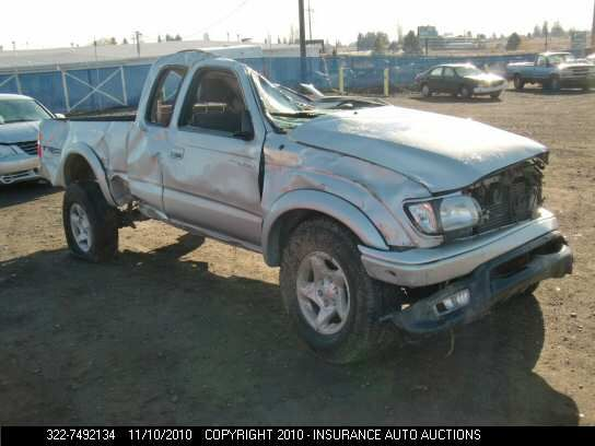 2002 toyota tacoma electrical chassis control module air bag   floor under ctr dash  |  591 89170-04040