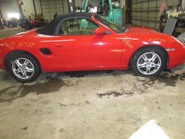 2002 porsche boxster suspension-steering suspension crossmember k frame rear  suspension   |  477 2.7L,AT,REAR, SUSPENSION, ,