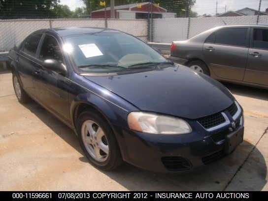 2004 dodge stratus front-body stratus front  clip  assembly 100 BLU,4DR,2.4,AT,4-04,8-13,SEE PARTS