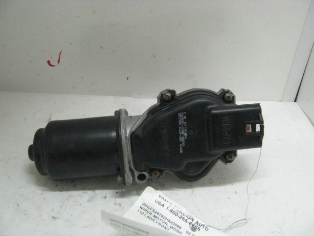 Used 2002 honda civic front body civic wiper motor for 2007 honda civic wiper motor