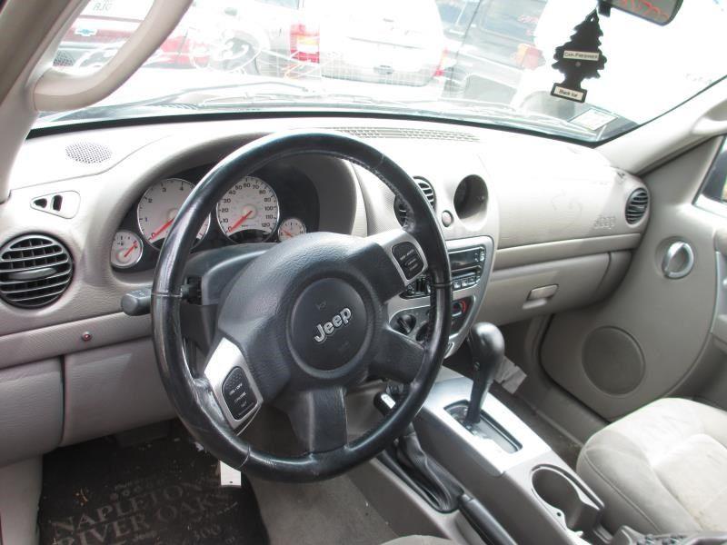 Used 2002 Jeep Liberty Interior Liberty Speedometer Head Cluster