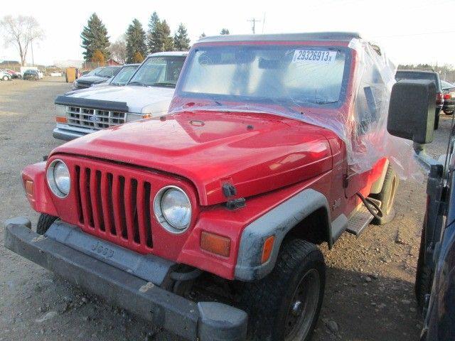 1997 jeep wrangler interior dash panel lhd |  251 SIL,BAG REMVD