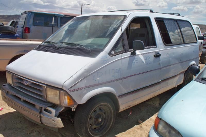 Used 1994 Ford Truck Aerostar Suspension Steering Spindle