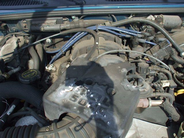2001 ford explorer suspension-steering explorer spindle knuckle front 515 GRN,11-09