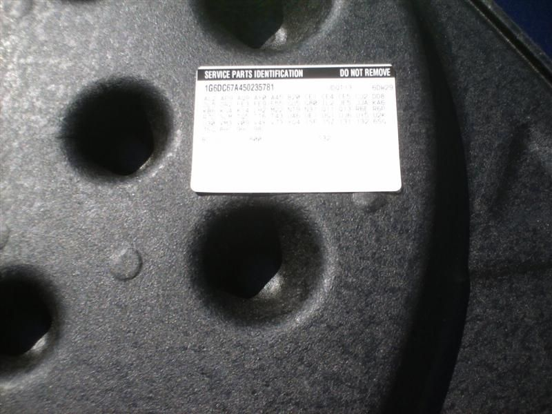 2003 cadillac cts suspension-steering stub axle knuckle  rear right r  |  490 4.6L,AT,WHT-800J,4DR