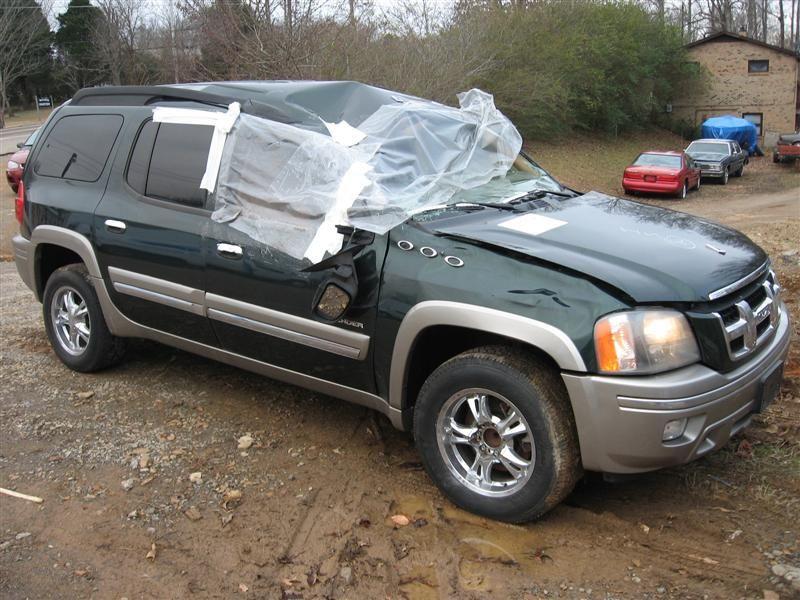 Used 2003 Chevrolet Truck Trailblazer Ext Suspension ...