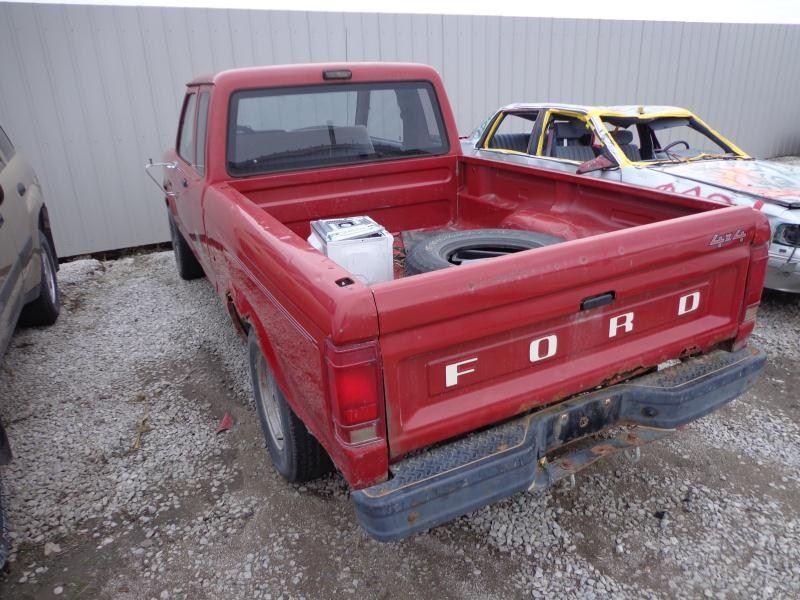 1990 ford truck bronco-ii suspension-steering bronco ii steering column    238 FLR,DLY,KEY,BLACK