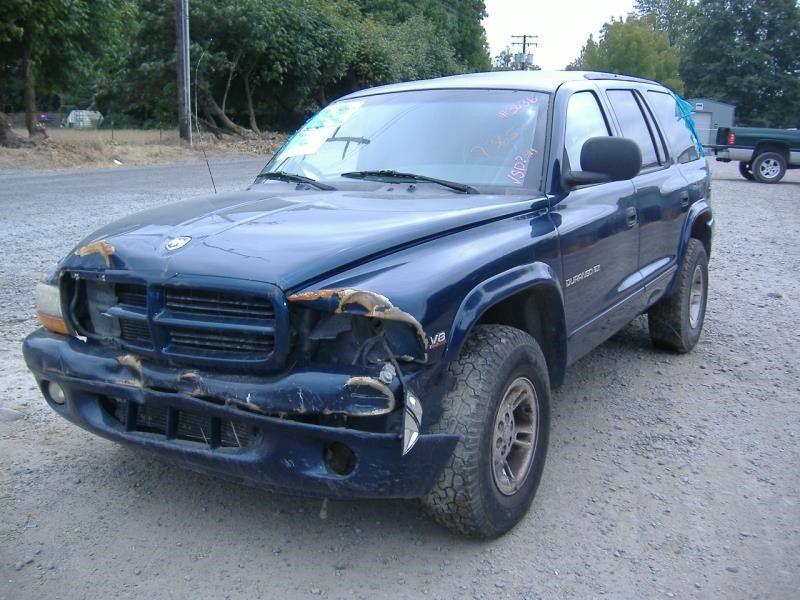 2002 Dodge Durango Interior Front Seat Belts Bucket Seat Driver Retractor Used Auto Parts