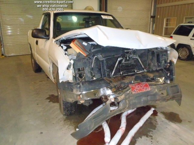 2004 Chevrolet Truck Silverado 3500 Pickup Interior Seat Front Right Bucket And Bench Seat Opt