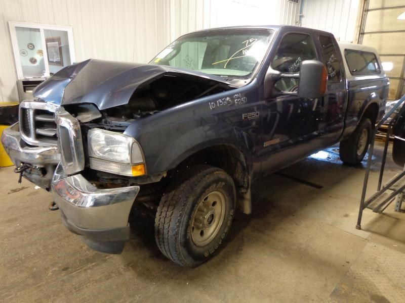 2004 Ford Truck Excursion Interior Excursion Speedometer Head Cluster Part 257 04506 Used Auto