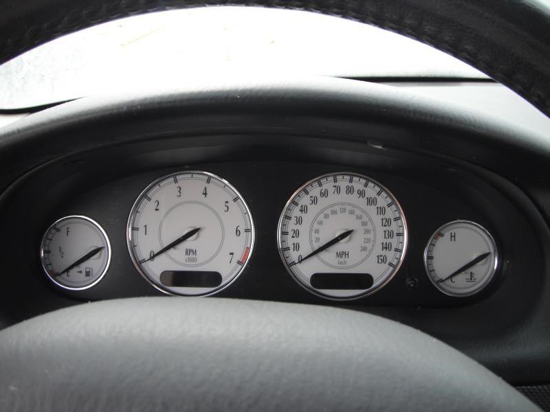 2005 dodge truck caravan entertainment radio audio recvr  sat 638 4D-Spec,BLU,8/03