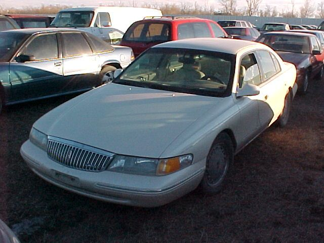 used 1996 lincoln continental electrical headlamp assembly right. Black Bedroom Furniture Sets. Home Design Ideas