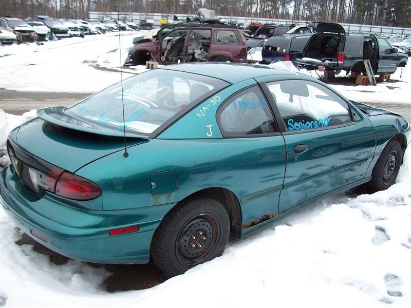1996 Pontiac Sunfire Interior Speedometer Head Cluster At 4 Speed Cluster Used Auto Parts