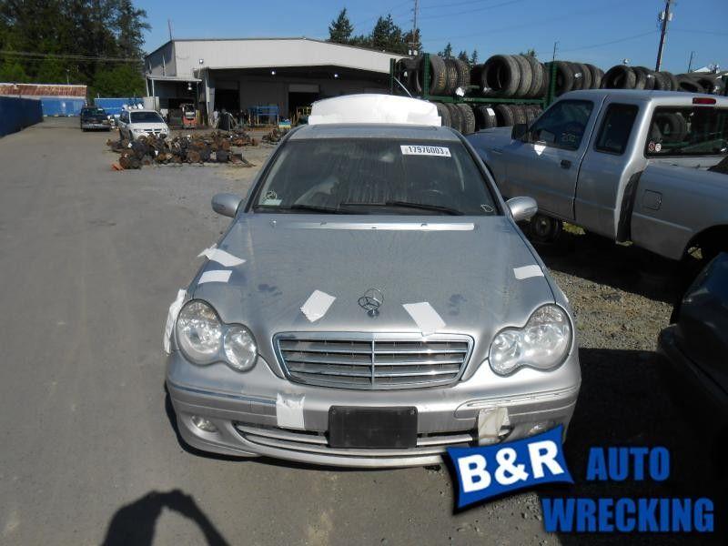 2006 Mercedes Benz C280 Transmission Transfer Case