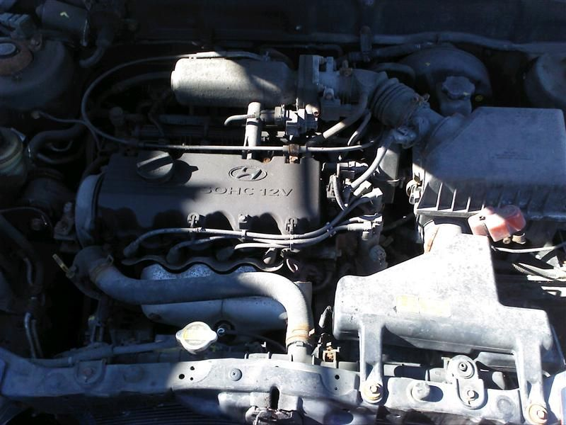 2000 hyundai accent engine accent engine assembly |  300 1.5,150-155 COMP,30 OIL HOT,-R-