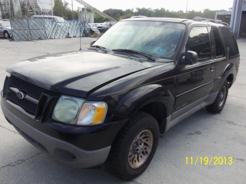 2001 ford explorer suspension-steering explorer spindle knuckle  front 515 BLK,SPORT,4.0,COL,4X2,3.73NL