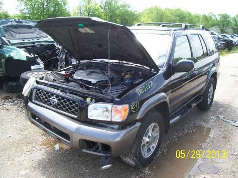 2001 infiniti qx4 electrical chassis-control-module theft ...