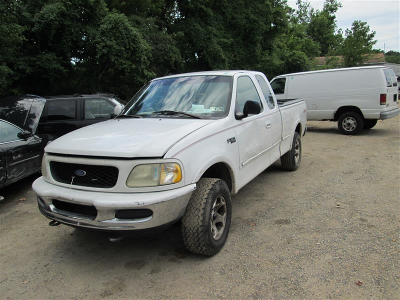 1997 ford truck ford f150 pickup engine accessories fuel pump pump assembly  6 255  4 2l   4x2  thru 2 4 96  6 1 2' box |  323 4.6