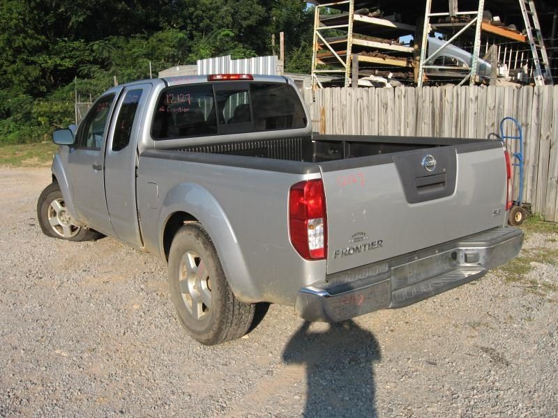 Used 2006 nissan frontier safety frontier air bag part for Frontier motors colorado springs