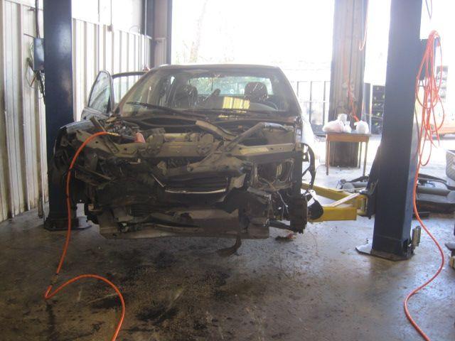 2006 chevrolet impala rear-body impala quarter panel assembly |  160 GRAY