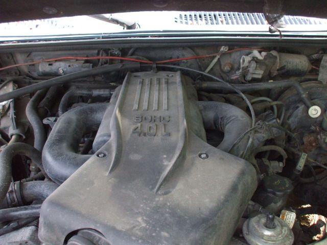 1997 ford explorer engine timing cover 6 245  4 0l   sohc |  308 BLK,XLT,4.0SC,04-11