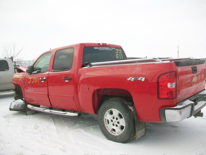 2011 Gmc Truck Sierra Denali 3500 Engine Accessories 610