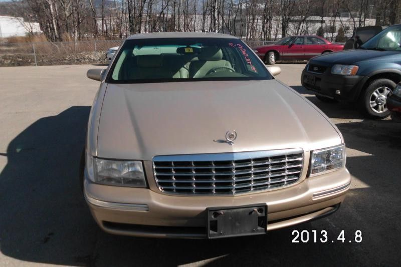 1999 cadillac deville lights headlamp assembly right  114 CAPSULT & MTG BRCKT,LITTLE FOGGY,(N)