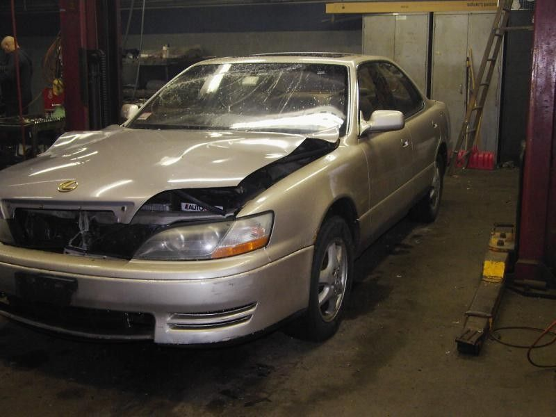1996 Toyota Avalon Brakes 538 Avalon 538 58450b Hub Part