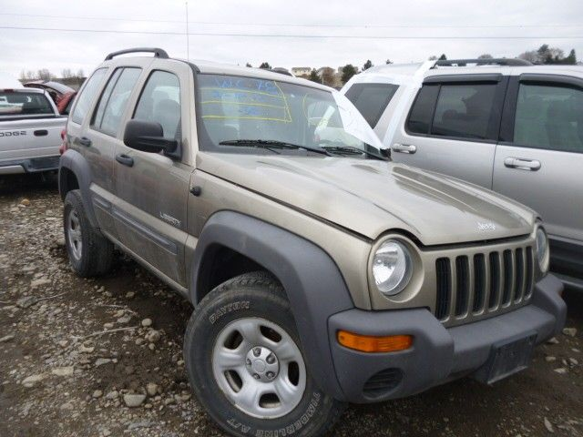 Used 2004 jeep liberty front body hood hood part 3377274 2303 1 p for 2004 jeep liberty interior accessories