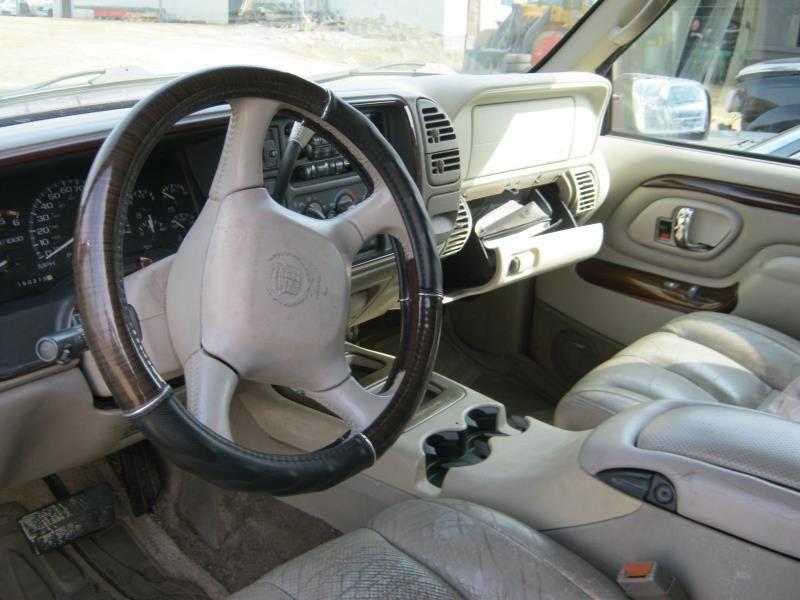 Used 2000 Cadillac Escalade Interior Escalade Seat Front Part 191