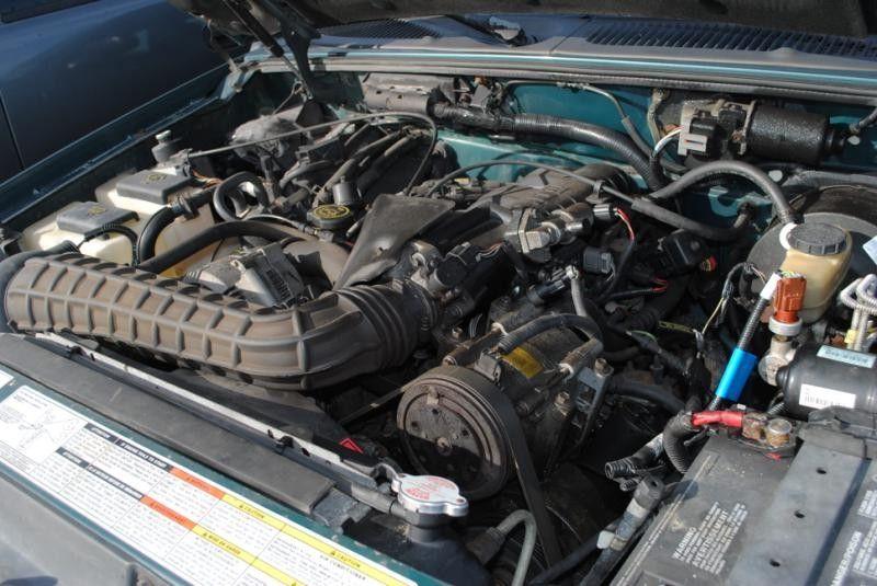 1995 ford explorer transmission explorer transfer case assembly |  412 F57A-CA