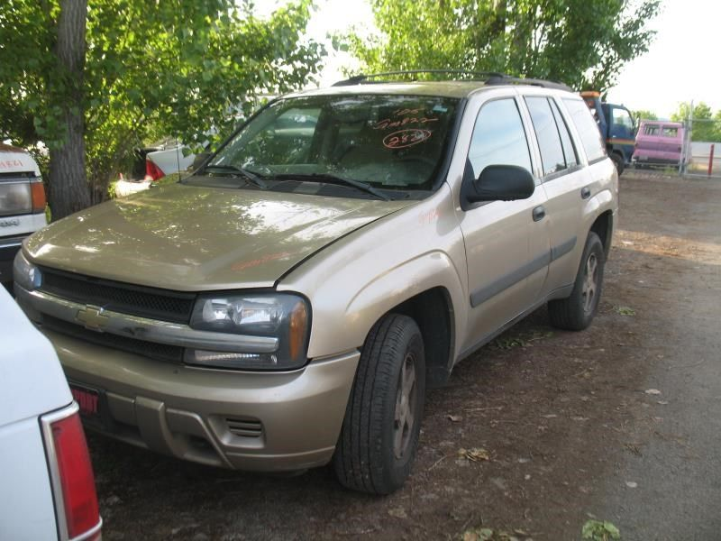 Used 2005 Chevrolet Truck Trailblazer Interior Seat Front Left Bu