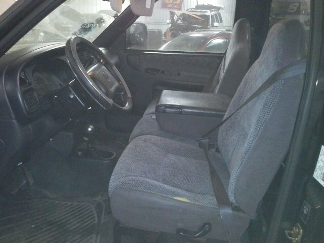 2000 Dodge Truck Dodge 1500 Pickup Interior 210 Front Seat Belts