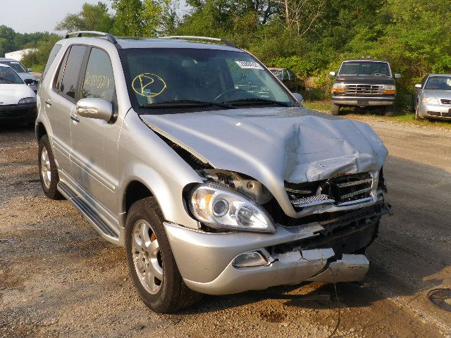 Used 2005 mercedes benz ml320 electrical chassis control for 2005 mercedes benz ml320