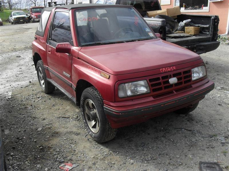 1995 General Motors Foreign Tracker Suspension Steering