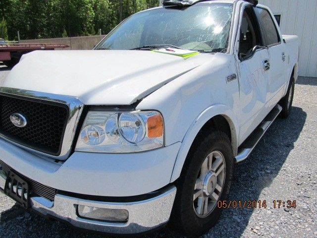 2004 ford truck f150 front-body f150 headlamp assembly |  114 SCUFF ON EDGE!!WHITE,LARIAT