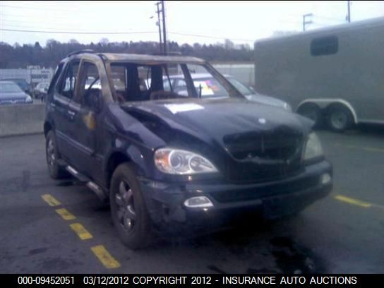 used 2002 mercedes benz ml320 engine accessories air injection pu. Black Bedroom Furniture Sets. Home Design Ideas