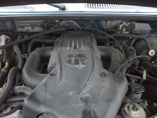 1997 ford explorer engine timing cover 6 245  4 0l   sohc 308 GRN,SPORT,4.0SC,02-11