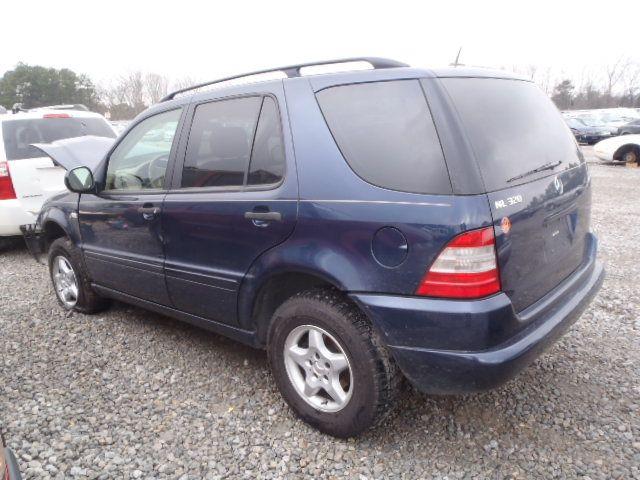 2001 mercedes benz ml320 glass and mirrors 279 door vent for Mercedes benz 2001 ml320 parts