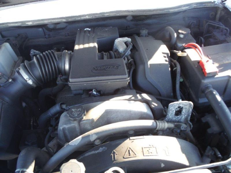 2004 Chevrolet Truck Trailblazer Interior Speedometer Head Cluster Canada Cluster Driver