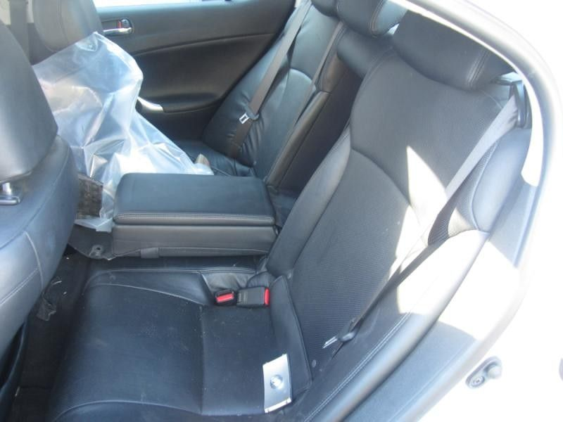 2007 lexus is250 interior seat front right bucket air bag leather electric r. Black Bedroom Furniture Sets. Home Design Ideas