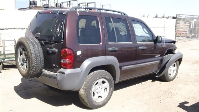 2004 jeep liberty axle liberty axle assembly rear part 435 02152d used auto parts for 2004 jeep liberty interior accessories