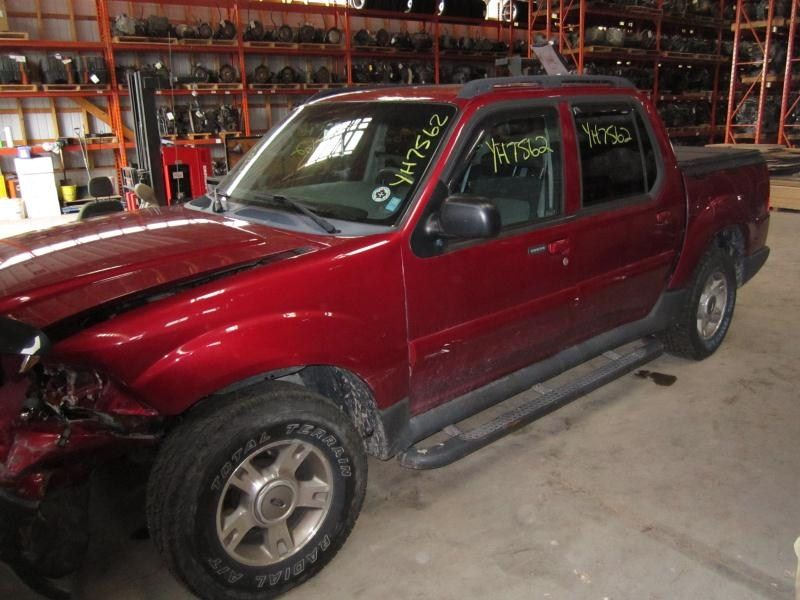 2001 ford explorer suspension-steering explorer spindle knuckle  front |  515 LEFT SP.TRAC RWD,ABS WIRE CUT