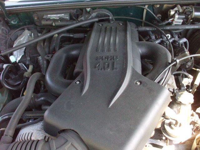 1997 ford explorer engine timing cover 6 245  4 0l   sohc |  308 GRN,XLT,4.0SC,05-10