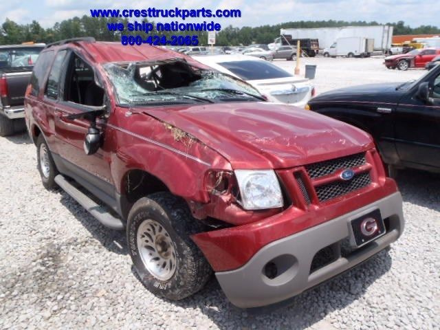 2001 ford explorer suspension-steering explorer spindle knuckle  front |  515
