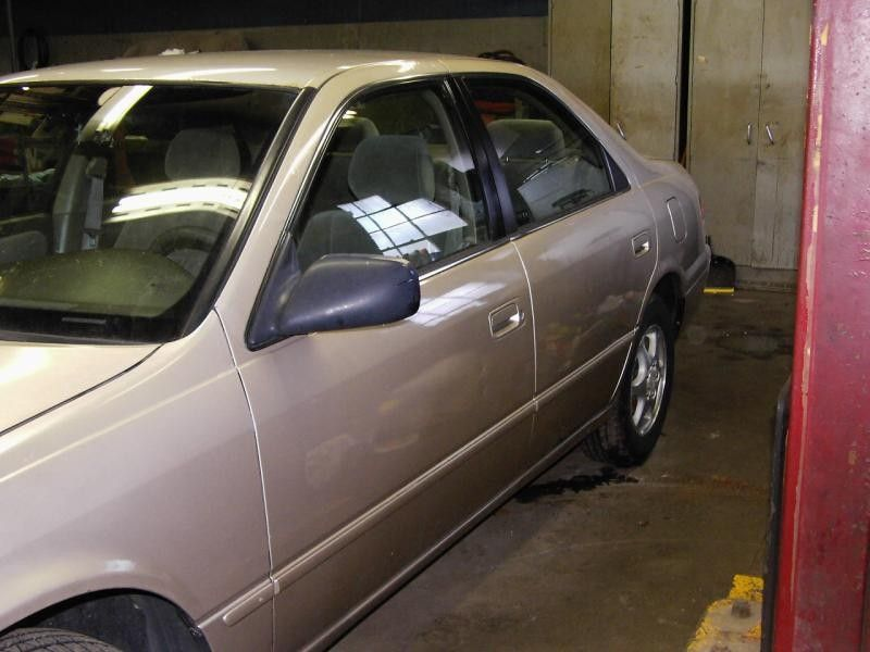 1998 Toyota Camry Front Body 621 Wiper Transmission 621