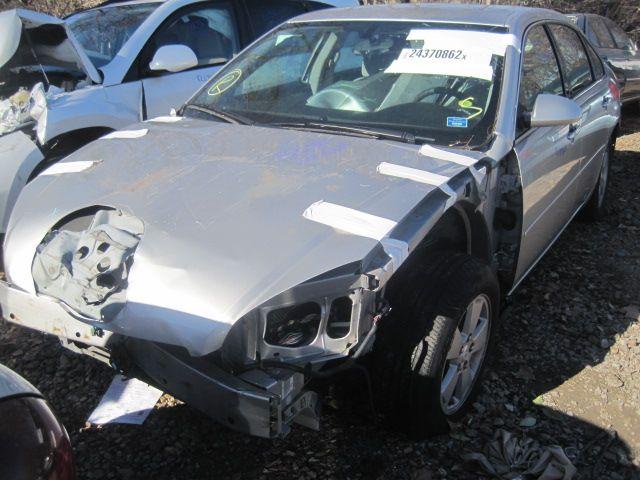2006 chevrolet impala rear-body impala quarter panel assembly |  160 Silver(994L)