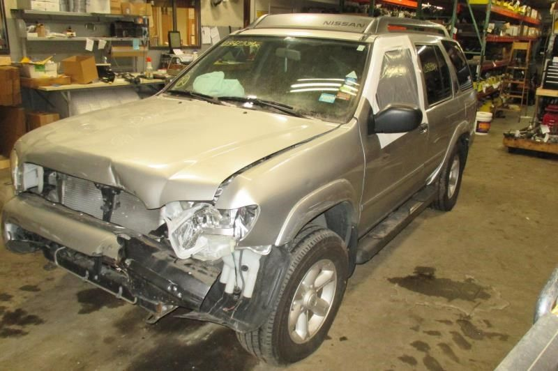 2004 Nissan Pathfinder Transmission Transfer Case Assembly