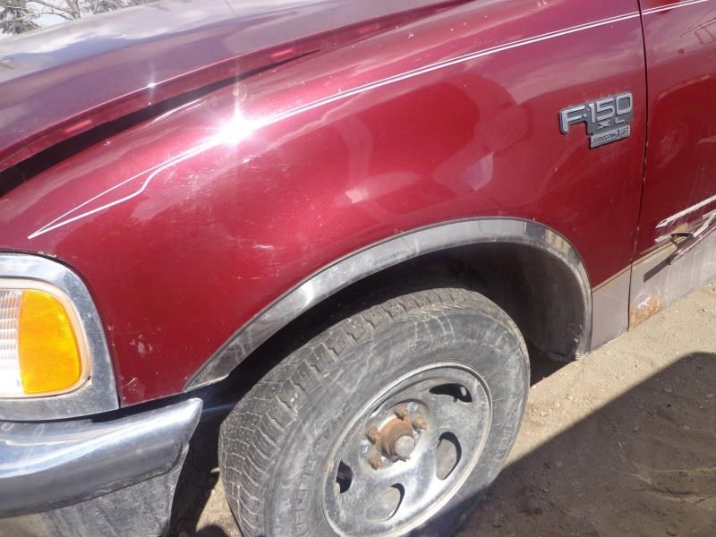 1998 Ford Ford F150 Pickup Interior 251 Dash Panel 251 00839c Das